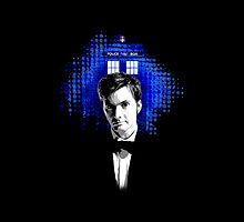 The Doctor - Ipad by Nasarov