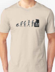 Arcade Evolution Unisex T-Shirt