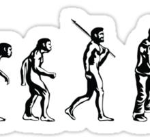 Arcade Evolution Sticker