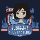 Elizabeth's Salts And Tears Shop by metrokard