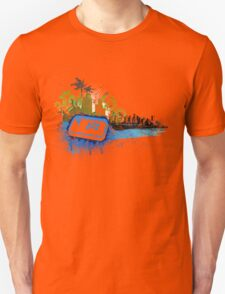 Arcade City - Gamer Video Games T-Shirt