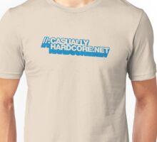 Casually Hardcore Logo Unisex T-Shirt
