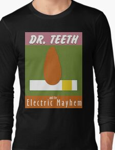 Dr. Teeth & the Electric Mayhem Long Sleeve T-Shirt