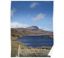 Storr Lochs Poster