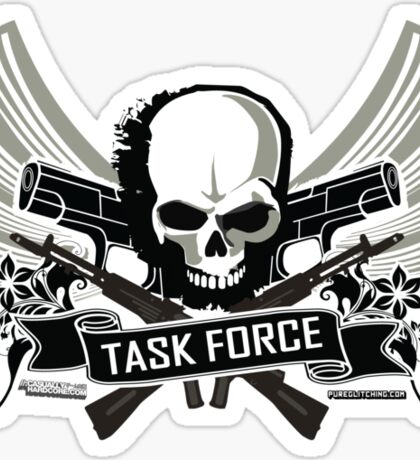 Modern Task Force Sticker