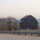 Interstate Barn by Francis LaLonde
