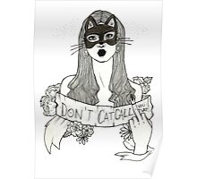 Don't Catcall Poster