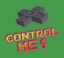 Control Me One Piece - Short Sleeve