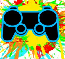 Controller Splatter Sticker