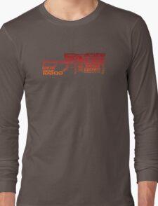 BFG Cheat Gun Long Sleeve T-Shirt