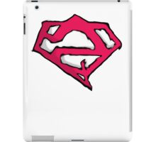 Bizarro Girl 2 iPad Case/Skin