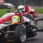 750 MC Formula Vee - #4 Martin Farmer / #6 Ben Anderson - Clearways, Brands Hatch by motapics