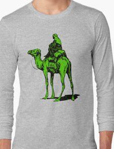 The Silk Road camel Long Sleeve T-Shirt