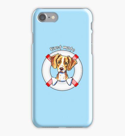 Brittany :: First Mate iPhone Case/Skin