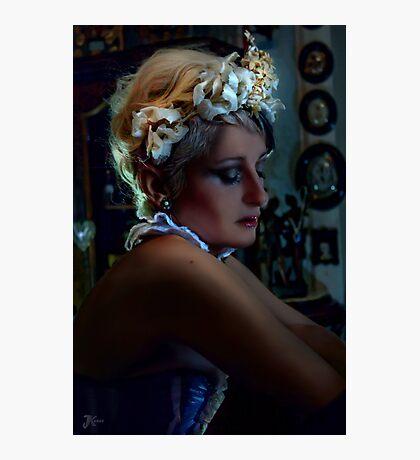 Bride Portrait Photographic Print