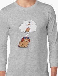 Moog self thought Long Sleeve T-Shirt
