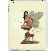Fey Amanita iPad Case/Skin