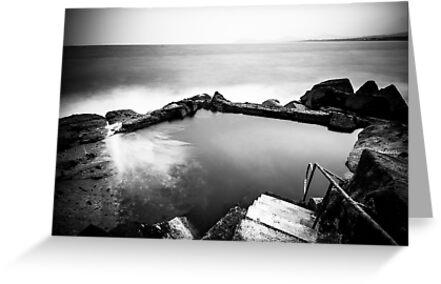 Hawk Cliff, Dalkey, Ireland by Alessio Michelini