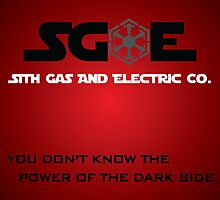 Sith Gas And Electric Co. by UrLogicFails