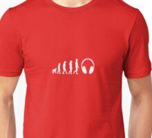 Evolution Headphones Unisex T-Shirt