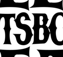 Keep Pittsboro Real Sticker