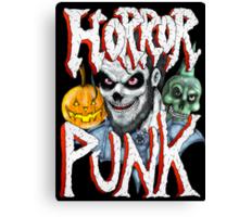 Horror Punk Canvas Print