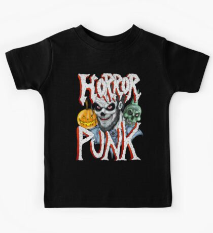 Horror Punk Kids Tee