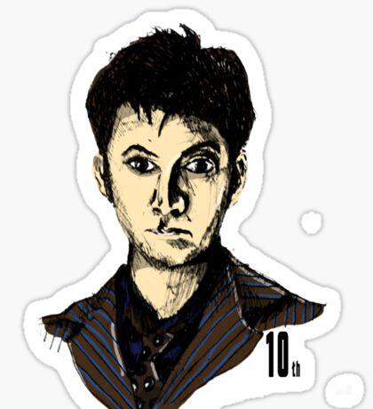 Tennant Sticker
