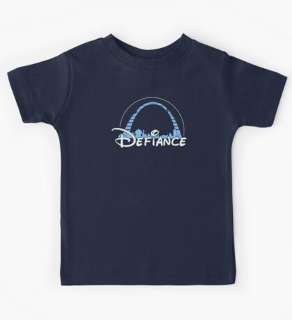 The most defiant place on New Earth! Kids Tee