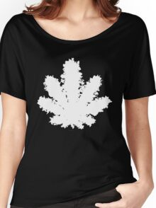 Wildflower - White Women's Relaxed Fit T-Shirt