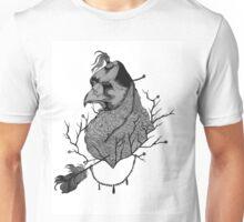 Hooded Eagle Unisex T-Shirt