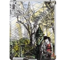 Montmartre 10 in colour iPad Case/Skin