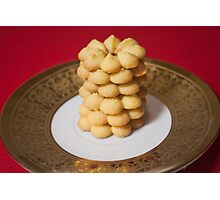 Viennese Biscuits I Photographic Print