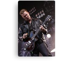 Queens of the Stone Age Canvas Print