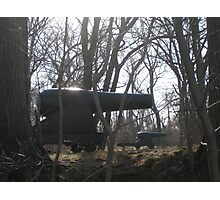 Rodman Guns, Fort Foote Photographic Print