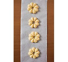 Viennese Biscuits IV Photographic Print