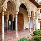 Generalife Gardens - Granada, Southern Spain by kkmarais