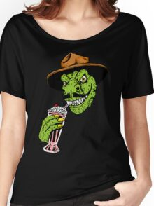 I Drink Your Milkshake (Dino Addition) Women's Relaxed Fit T-Shirt
