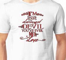 Daringest Devil Unisex T-Shirt