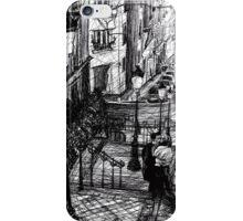 Montmartre 8 iPhone Case/Skin
