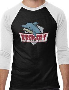 Sploosh Men's Baseball ¾ T-Shirt