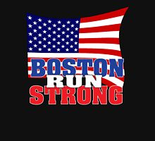 Boston Run Strong Unisex T-Shirt