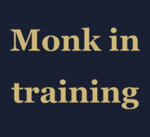 Monk in Training - World of Warcraft - WoW Kids Clothes