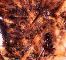 Slow Dancing In A Burning Room by Tobias Ryen Amundsen