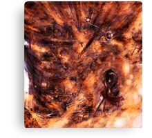 Slow Dancing In A Burning Room Canvas Print