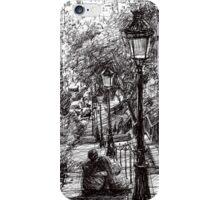 Montmartre 2 iPhone Case/Skin