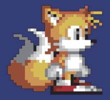 16-Bit Tails by impulsiVdesigns