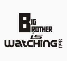Big Brother is Watching You One Piece - Short Sleeve