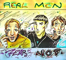 Real Men by MsMrMr