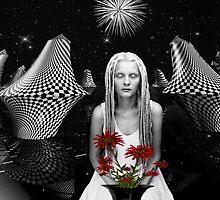 Lost In A Memory... by Karen  Helgesen